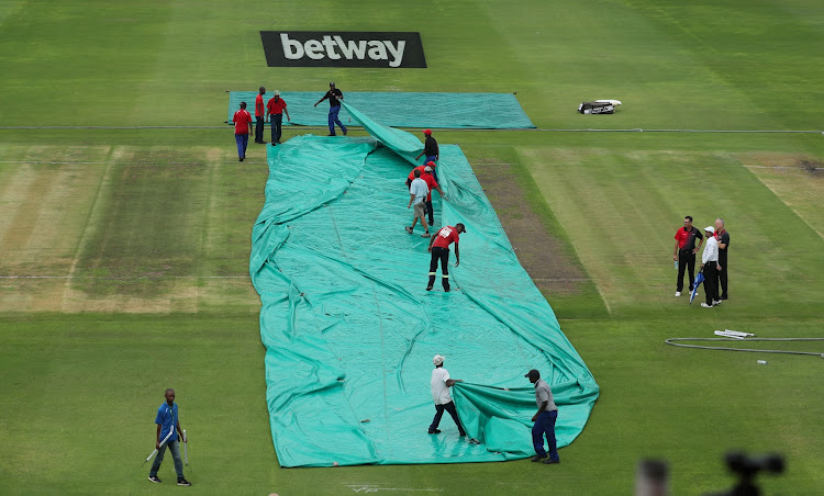 The South Africans will not mind rain for the better part of the day while the English will be disappointed if the heavens open up.