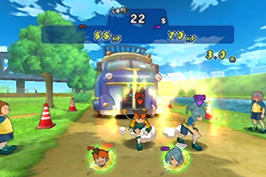 download game inazuma eleven for android apk