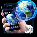 3D Earth Theme icon