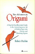 Photo: New Adventures in Origami Perennial Library (Harper & Row), 1982. ISBN 0064635554 Paperback 192 pages [Originally published in the U.K. as More Origami]