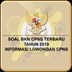 Soal BKN CPNS Terbaru 2019 1.1