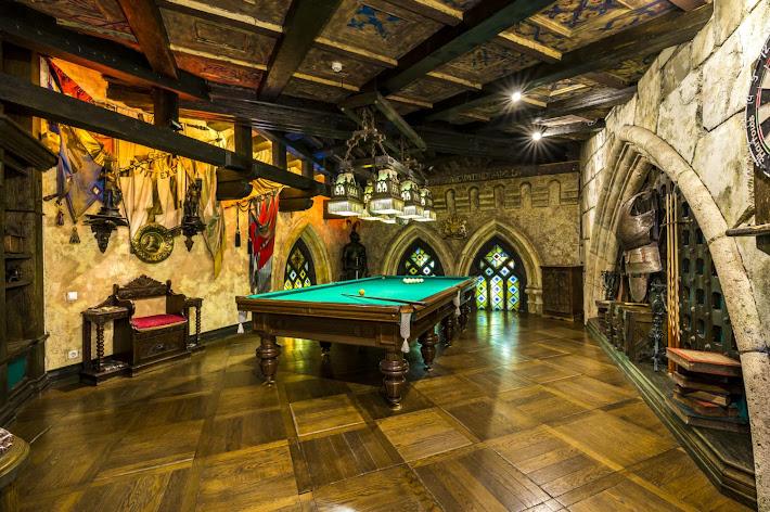 Фото №4 зала Зал  «Рыцарский»