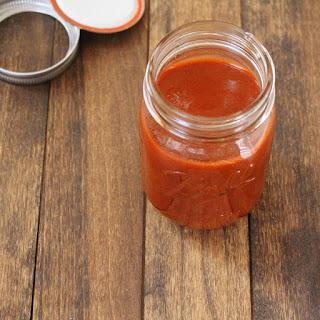 Homemade Taco Sauce (Low Carb and Paleo).