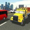 Transporter 3D icon
