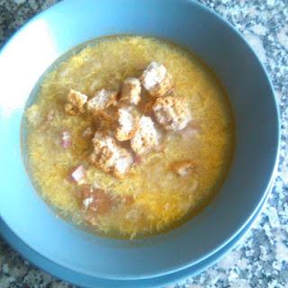 Spanish Garlic Soup.