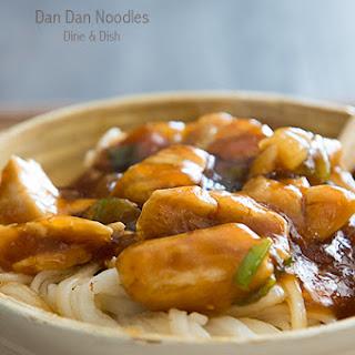Copycat PF Chang's Dan Dan Noodles