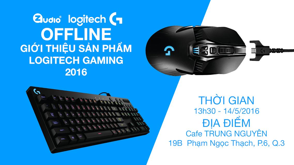 Logitech Gaming 2016