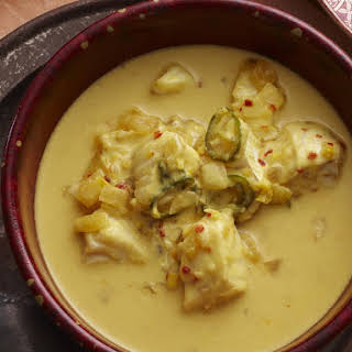Malaysian Fish Curry.