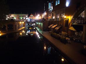 Photo: BGV visit 12 - Nightlights on the Canal - photo miltoncontact.com