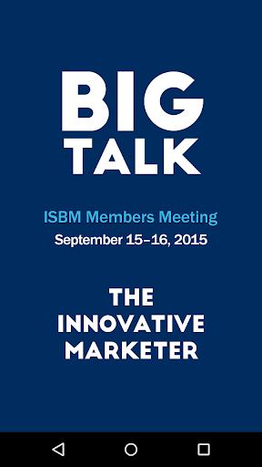ISBM Members Meeting