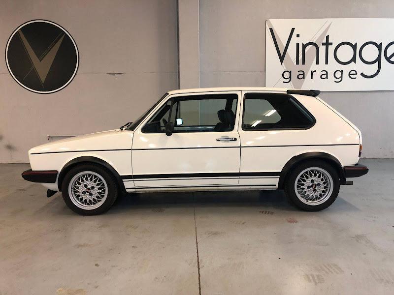 VW Golf GTI - 1983