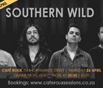 Southern Wild I Café Roux I Cape Town : Cafe Roux