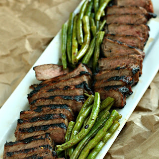 Whiskey Brown Sugar Grilled Steak