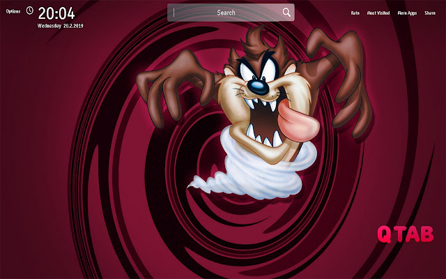 Looney Tunes Wallpapers Theme Anime New Tab
