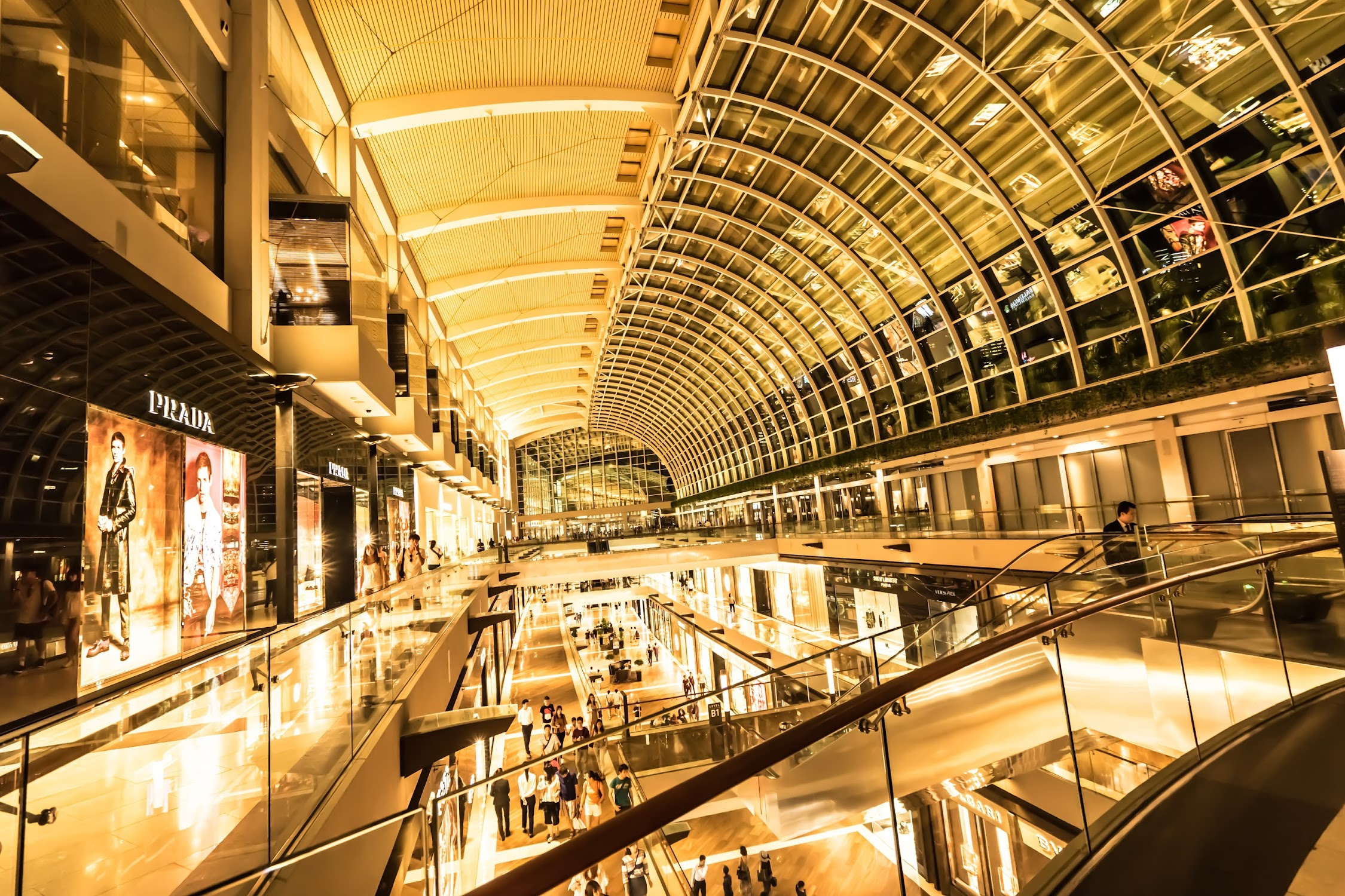 Singapore Shoppes at Marina Bay Sands1