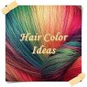 Trendy Hair Color 2018 icon