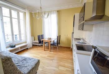 Appartement meublé 3 pièces 40,09 m2