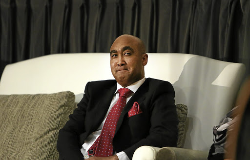 Prosecutions chief Shaun Abrahams. Picture: THE TIMES
