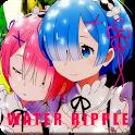 Rem Girly Re Zero Anime Live Wallpaper icon