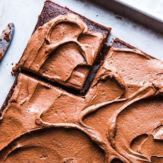 Nana'S Chocolate Vinegar Cake Recipe