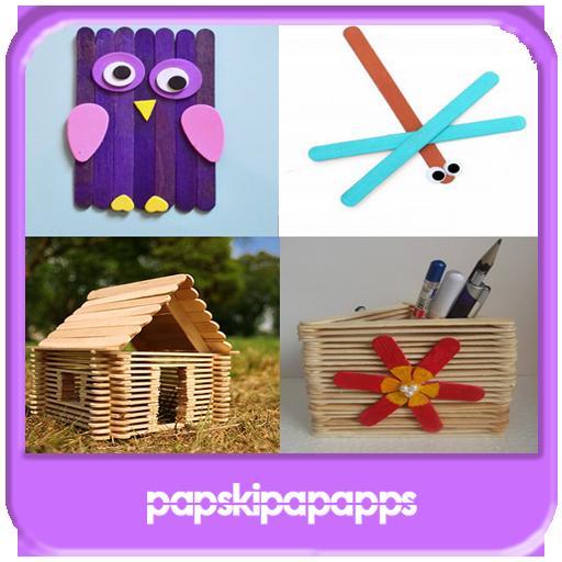 DIY Popsicle Stick Crafts