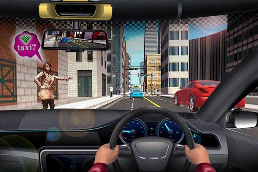 London Taxi Driver - Driving simulator Game 1.2 screenshots 2