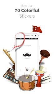 Naber-Turkish Sticker screenshot