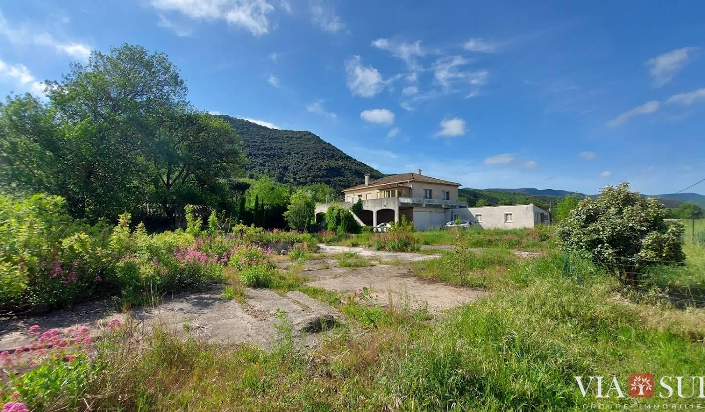 Maison avec piscine et terrasse Bédarieux
