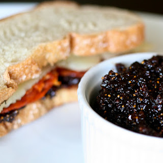 Fig & Balsamic Jam.