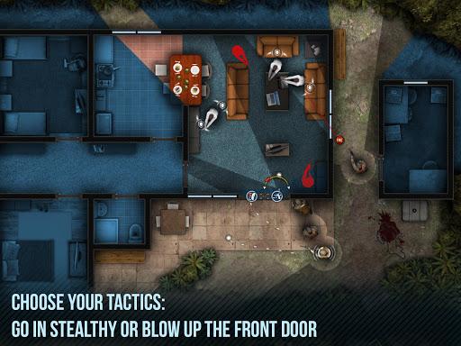 Screenshot for Door Kickers in Hong Kong Play Store