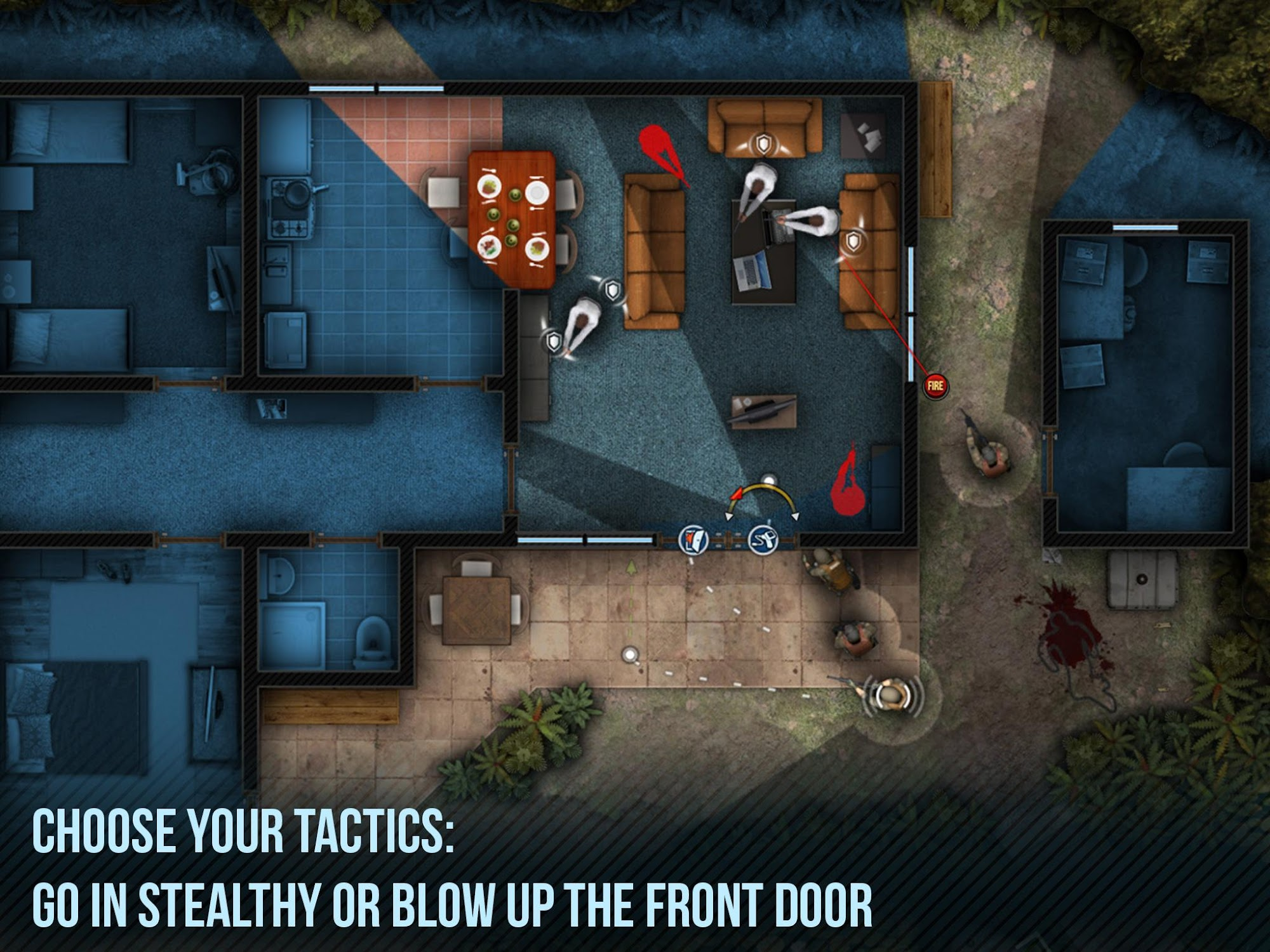 Door Kickers screenshot #2