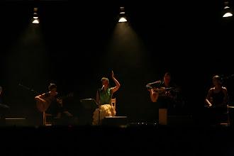 Photo: zespół, w centrum Magdalena Navarrete