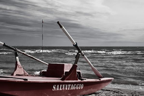 Sulla riva di Nick_Skenny
