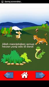 Penciptaan Alam Semesta screenshot 5