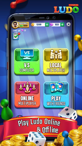 Ludo Comfun- Ludo Online Game  screenshots 2