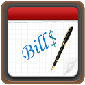 Bills - Expense Monitor Remind icon