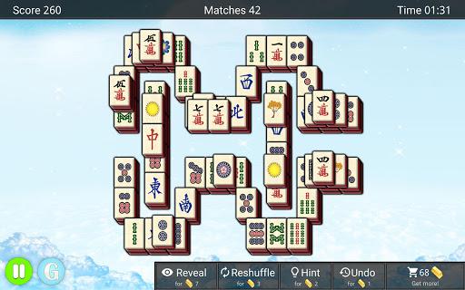 Mahjong apktram screenshots 14