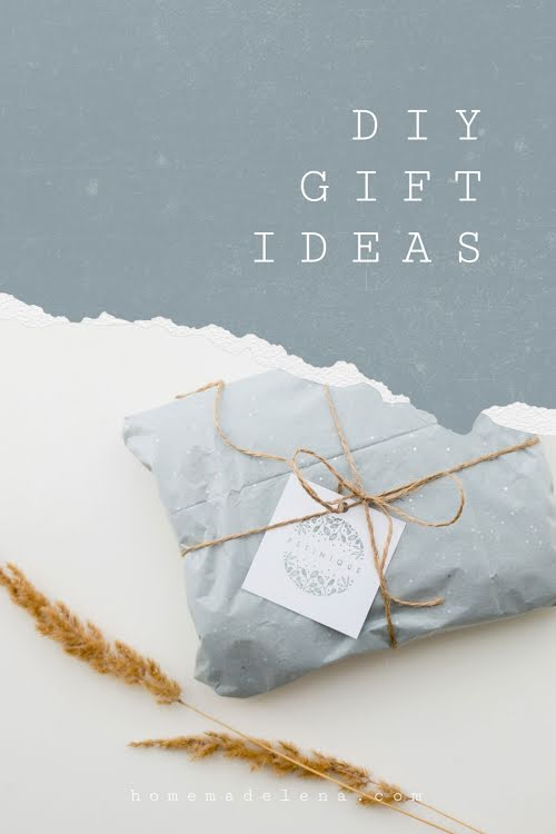 DIY Gift Ideas - Mother's Day Template