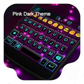 DarkColor -Love Emoji Keyboard