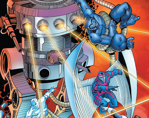 'X-Men Legends' #4 takes it back to the '80s