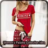 Womens Pajama Collection