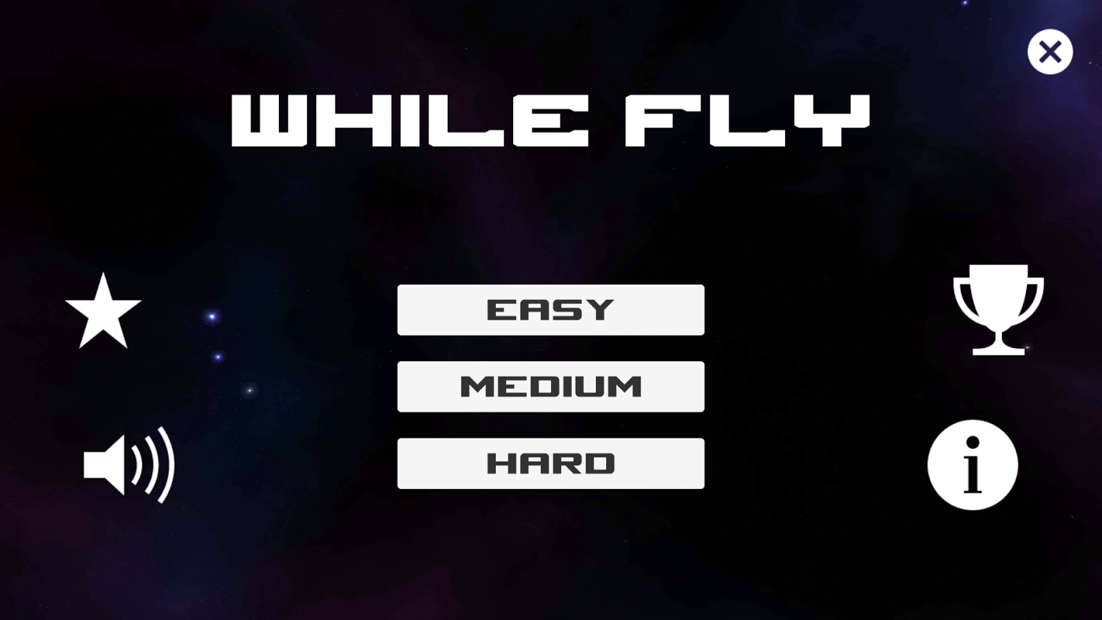 While Fly- screenshot