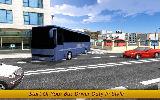 City Bus Driver 2016