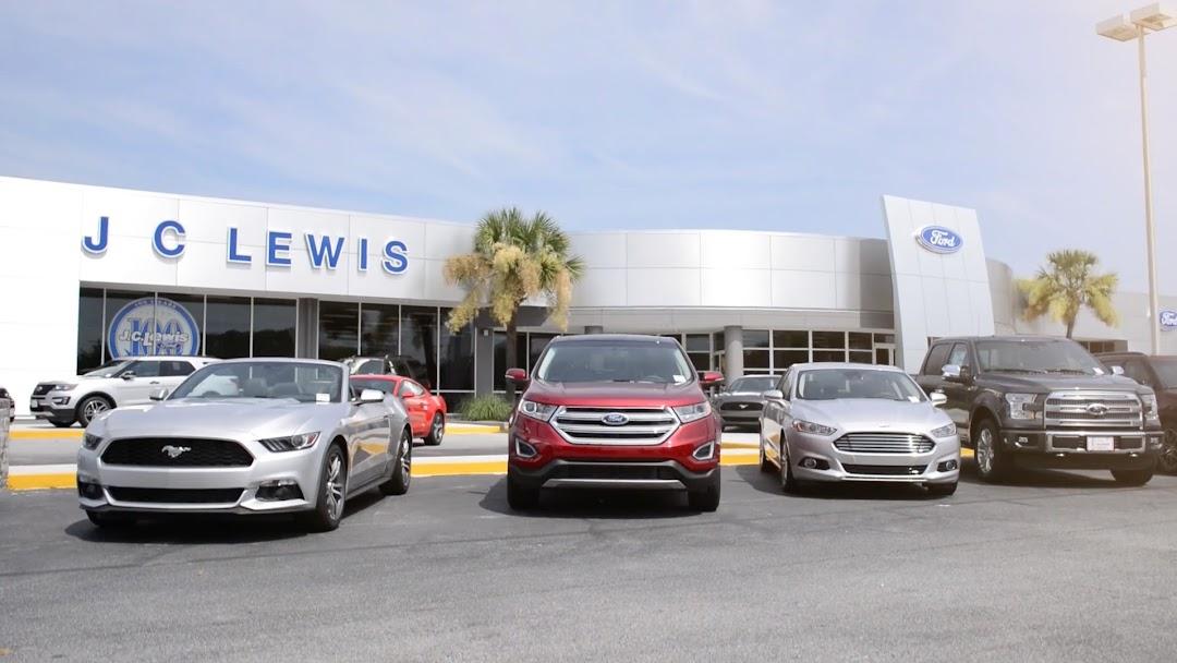 Jc Lewis Ford >> J C Lewis Ford Ford Dealer In Savannah