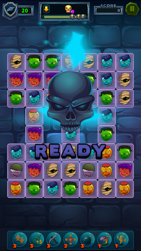 Zombieeez - Match & Crush Game 1.9.0 {cheat|hack|gameplay|apk mod|resources generator} 1