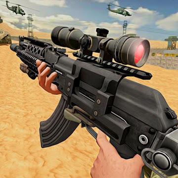 Elite New Sniper Shooting – OG Free Shooting Games MOD APK 1.0 (Unlimited Money)