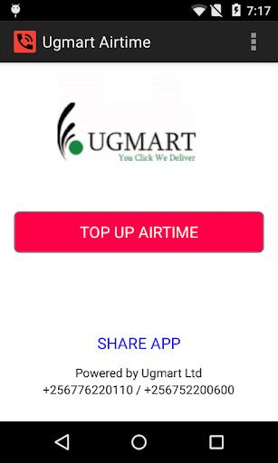 Ugmart Airtime