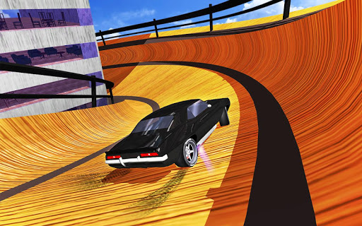 Spiral Ramp : Crazy Mega Ramp Car Stunts Racing 1.0.1 screenshots 11