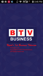 Business TV Nepal screenshot 1