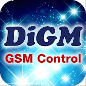 DiGM GSM control